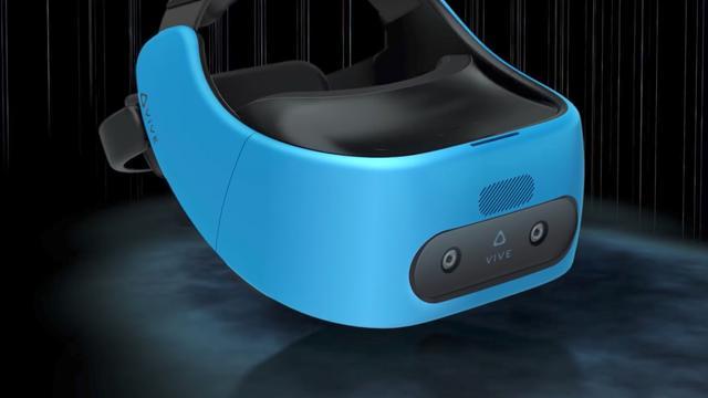 HTC onthult zelfstandige VR-bril Vive Focus