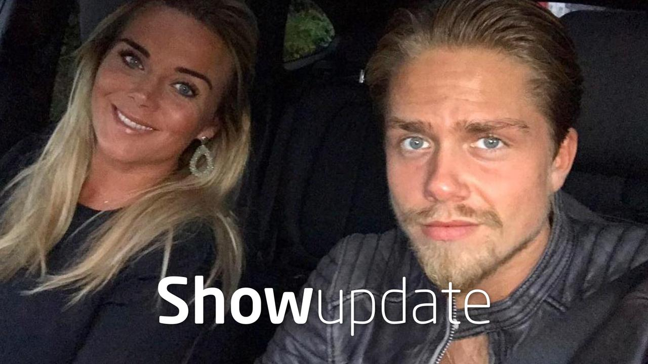 Show Update: André en Monique laten zich verwennen