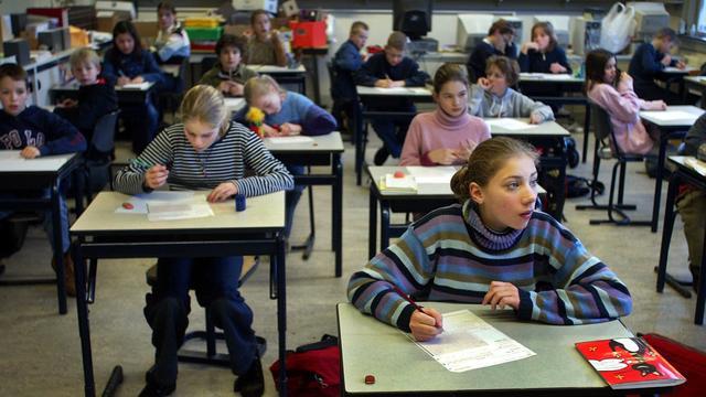 'Werkdruk leerkrachten basisonderwijs blijft stijgen'