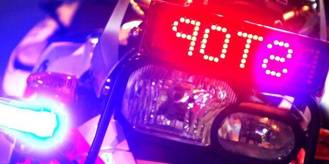 Bestuurder ziet stopteken en gaat er snel vandoor: politie zet achtervolging in