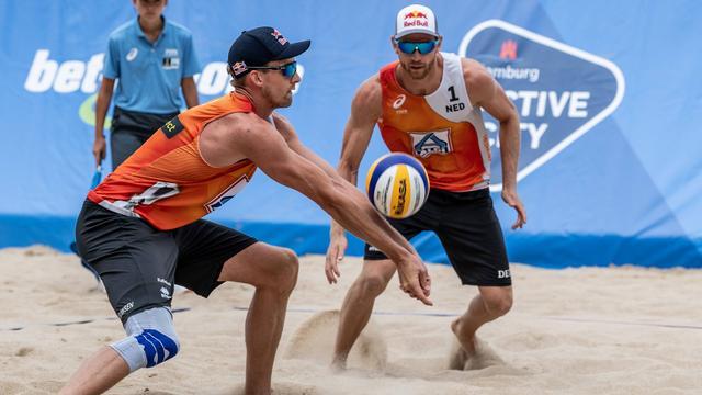 Alle Nederlandse duo's stranden in achtste finales WK beachvolleybal