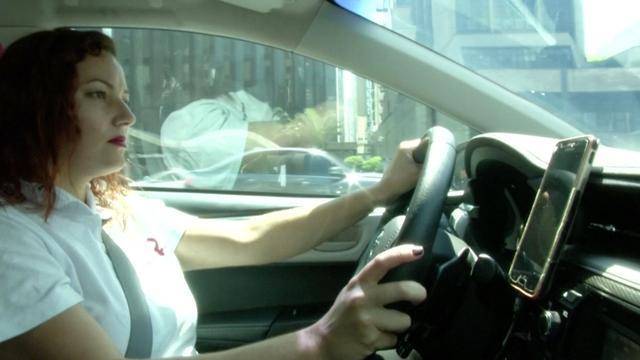 Braziliaanse taxiservice vervoert alleen vrouwen