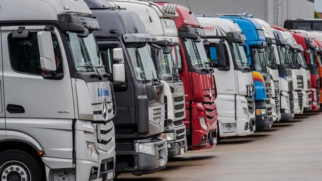 Vrachtwagens vanaf augustus verboden in woonwijken Buitenveldert