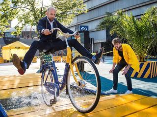 Onderzoekt brengt onder andere fietsroutes in kaart