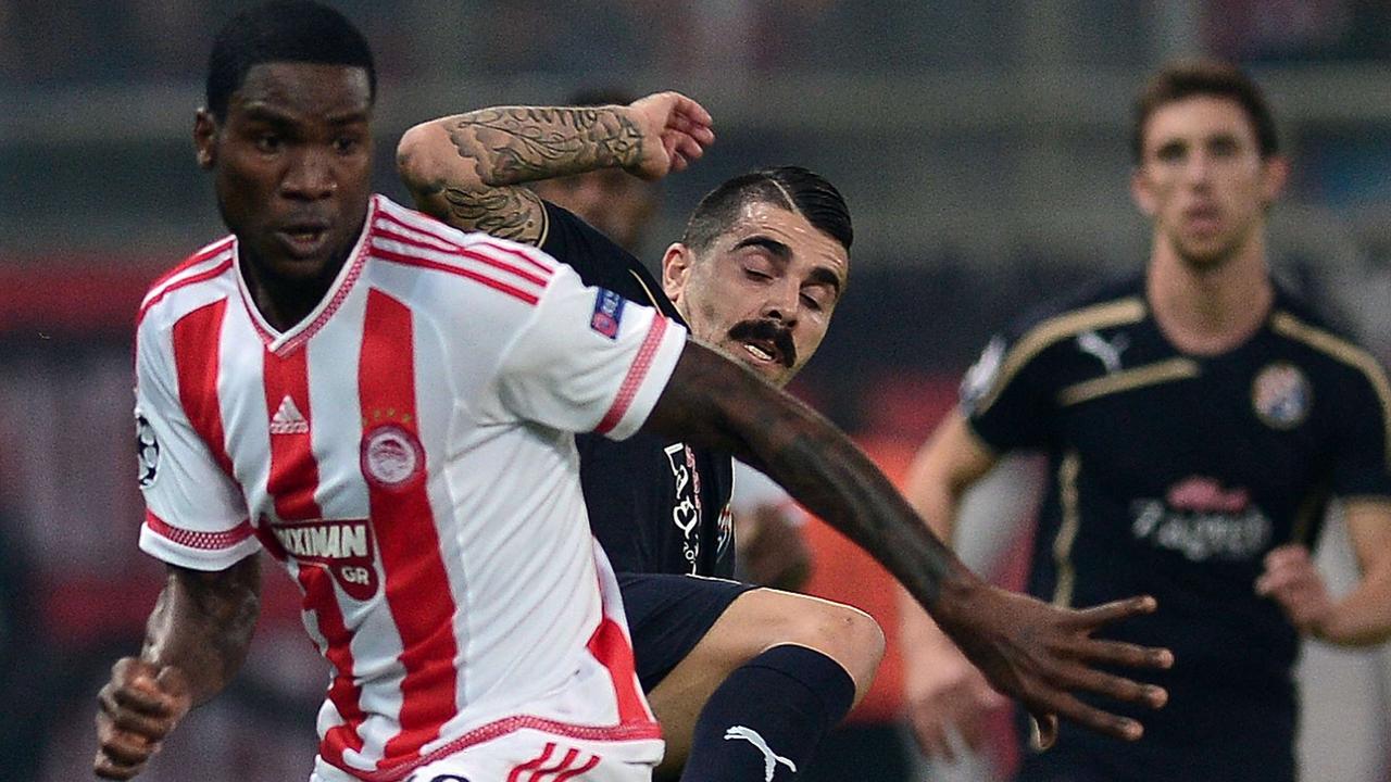 Olympiakos-Dinamo Zagreb (2-1)