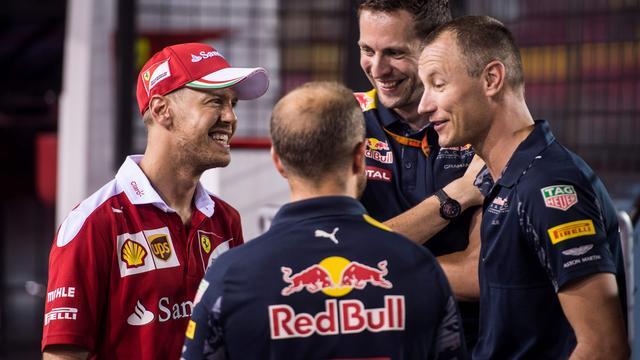 Vettel ziet seizoen van zegeloos Ferrari niet als mislukking