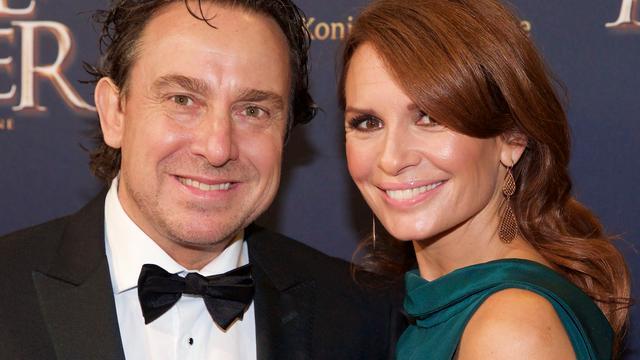 Leontine kan Marco Borsato 'soms achter behang plakken'