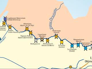 Limesweg is van groot historisch belang