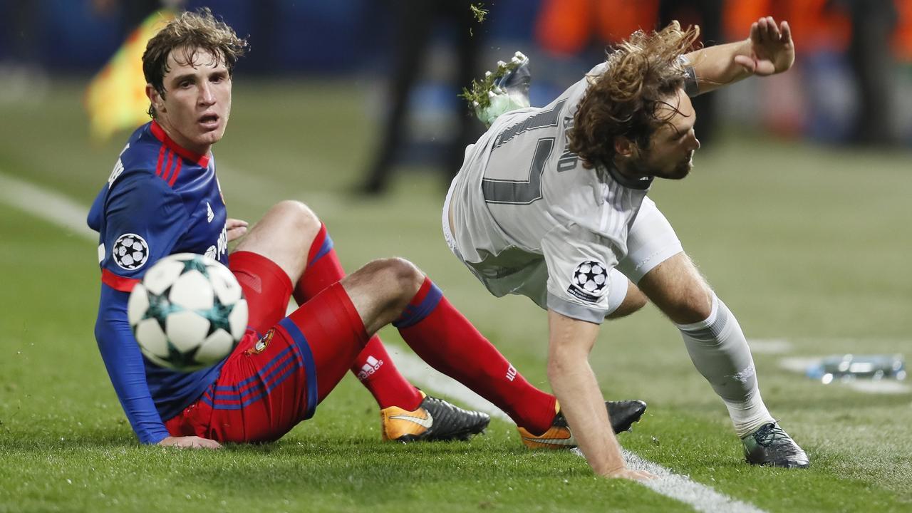 Samenvatting CSKA Moskou-Manchester United (1-4)