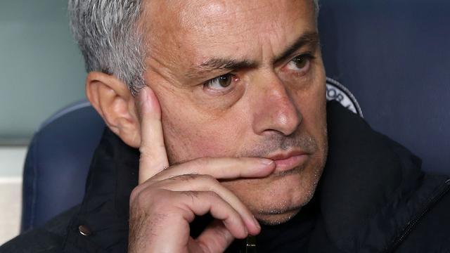 Mourinho laakt instelling van spelers United in duel met Fenerbahçe