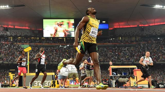 Bolt mogelijk voor zesde keer atleet van het jaar