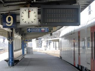 Man deed 37 minuten langer over een treinreis tussen Bergen en Luik
