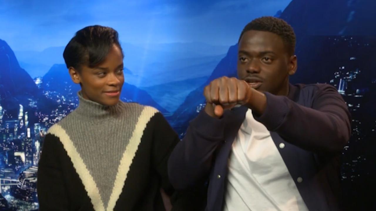 Black Panther-cast over superhelden, pindakaas en kostuums