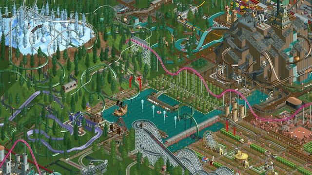 Klassieke RollerCoaster Tycoon uitgebracht voor Android en iOS