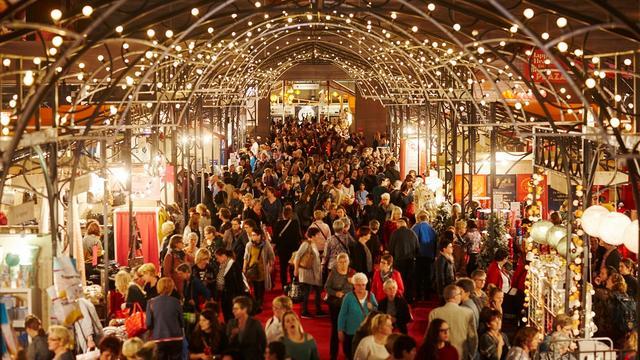 Ruim 71.000 bezoekers voor eerste Margriet Winter Fair in Brabanthallen