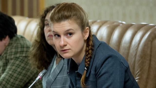 Partner Russische spion Maria Butina aangeklaagd in Verenigde Staten