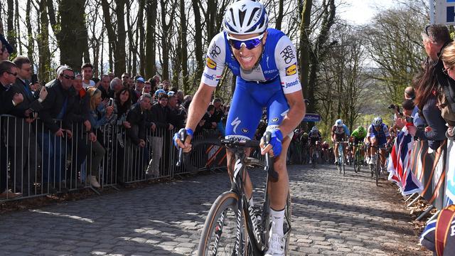 Terpstra denkt dat akkefietje met Sagan rol kan spelen in 'Vlaanderen'