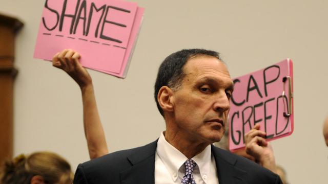 Oud-topman Lehman geeft overheid schuld van faillissement