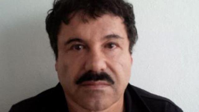 Dramaserie over Mexicaanse drugsbaas 'El Chapo' in de maak