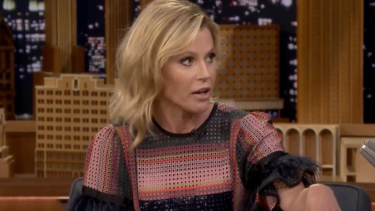 Julie Bowen klaagt over 'penisobsessie' van zonen