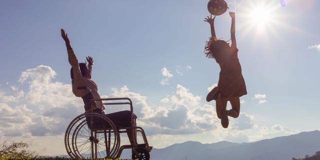 Mensen met lichamelijke beperking voelen zich volgens SCP ongelijk behandeld