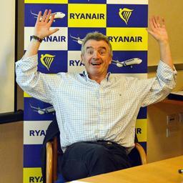Wie is de omstreden Ryanair-directeur Michael O'Leary?