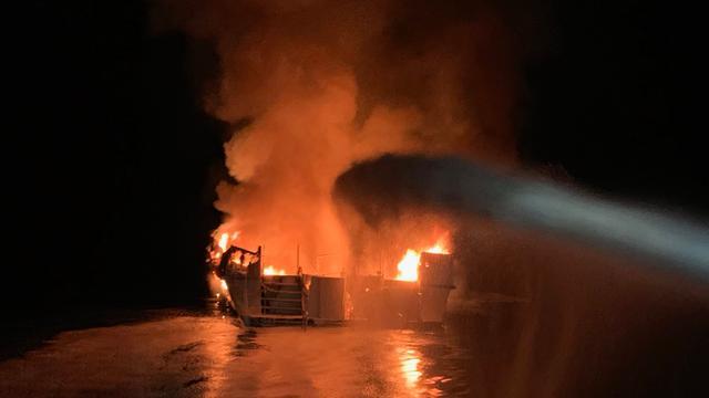 Slachtoffers bootramp VS gestikt door rook, nog één lichaam vermist