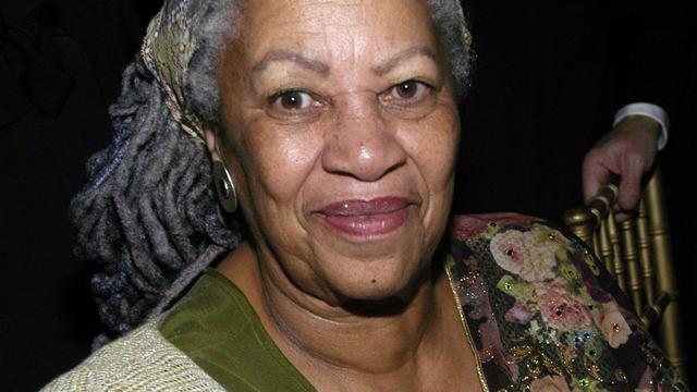 Amerikaanse Auteur En Nobelprijswinnaar Toni Morrison 88
