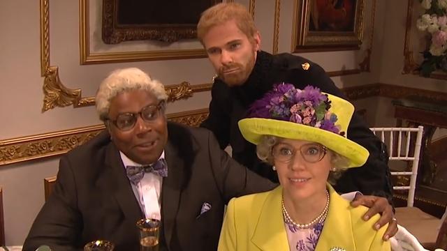 Amerikaans televisieprogramma maakt parodie op koninklijke bruiloft