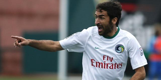 Raúl schiet Cosmos naar finale North American Soccer League