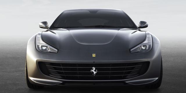 Ferrari onthult GTC4Lusso