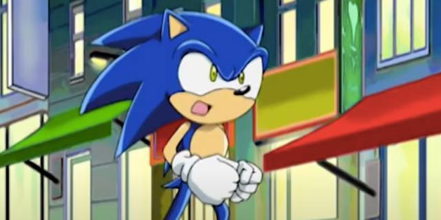 Sonic the Hedgehog krijgt eigen serie op Netflix