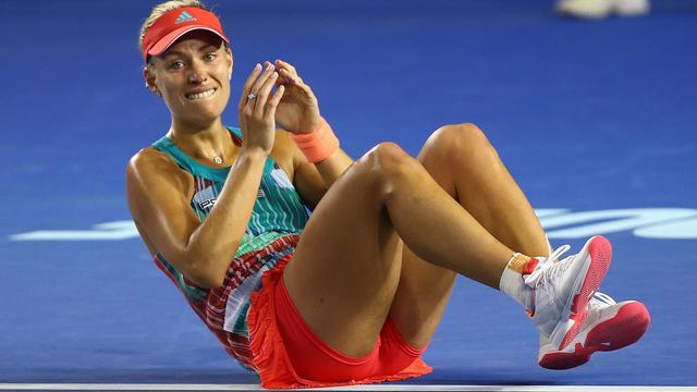 Kerber kan amper geloven dat ze Grand Slam-kampioene is