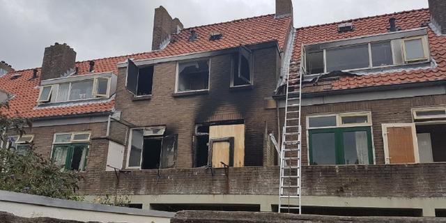 Bewoner Nieuwe Bonedijkelaan opgepakt voor brandstichting woning
