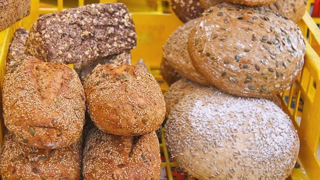 '90 gram volkoren producten per dag verkleint kans op darmkanker'