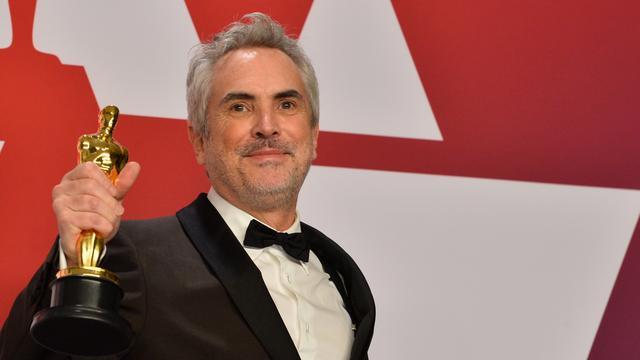 Viervoudig Oscarwinnaar Alfonso Cuarón tekent contract bij Apple