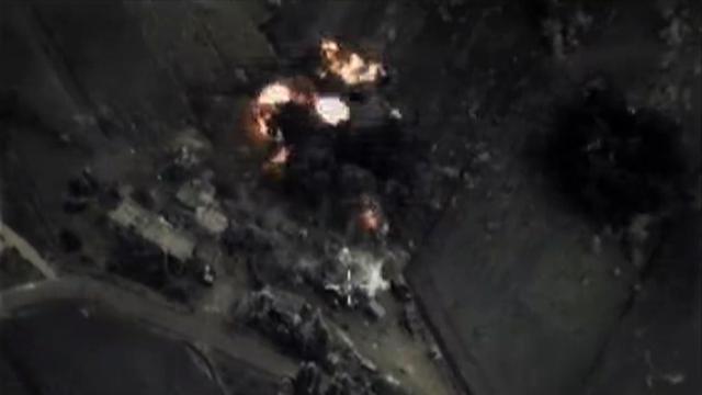 Rusland voert opnieuw luchtaanvallen uit in Syrië
