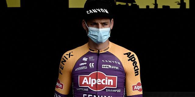 Debutant Van der Poel wil ook in Tour op 50 kilometer van de streep aanvallen