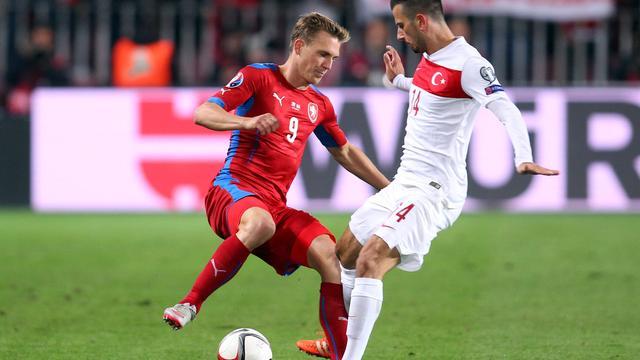 Tsjechië zonder middenvelder Dockal tegen Oranje