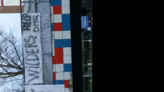 AZC Willinklaan komt er ondanks protest uit de buurt