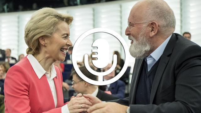 'Miljarden euro's nodig voor EU-klimaatplan Timmermans'