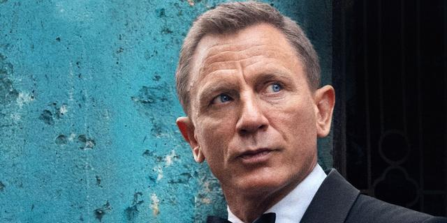 Daniel Craig liet acteerprestaties niet beïnvloeden door zijn afscheid als Bond