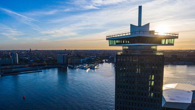 Open Torendag in Amsterdam trekt 12.000 bezoekers