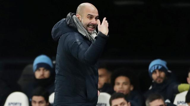 Guardiola denkt dat titelrace ondanks verlies nog niet over is voor City
