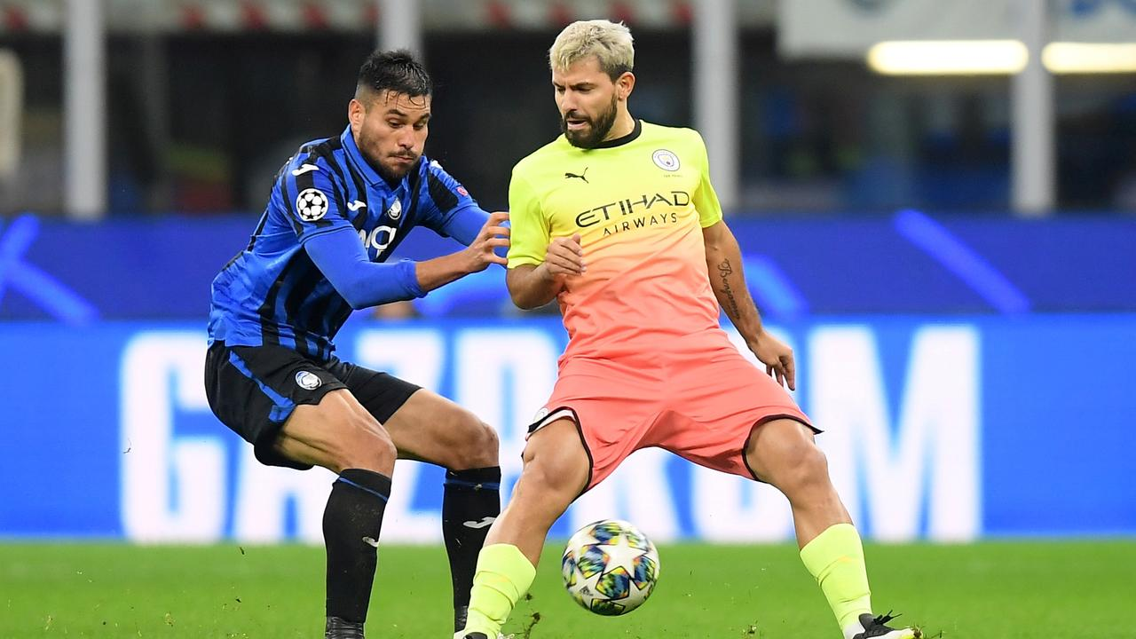 Bekijk hier de samenvatting van Atalanta-Manchester City (1-1)