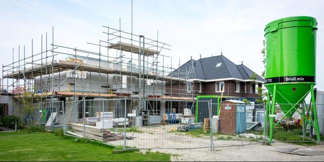 Gemiddelde huizenprijs naar recordhoogte in vierde kwartaal