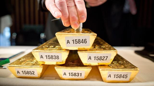 Goud dit jaar naar de 1500 dollar?