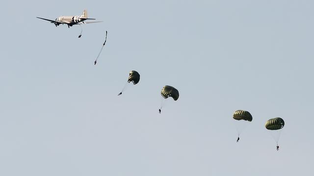 Traditionele intocht Airbornemars in Oosterbeek afgeblazen