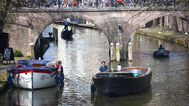 Fantastisch weer op komst dit weekend in Utrecht