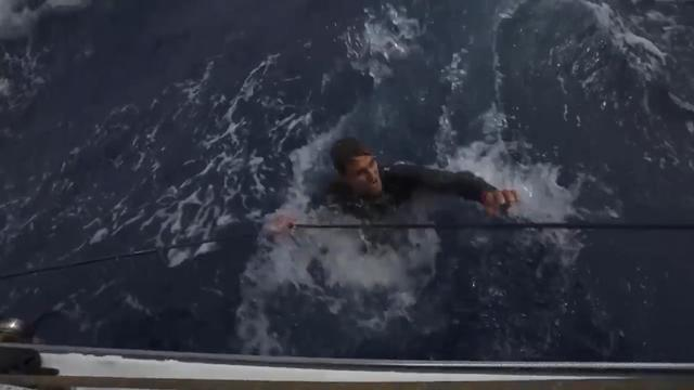 Bemanningslid slaat overboord bij Volvo Ocean Race